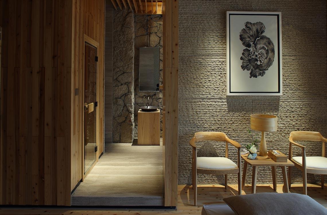 墙面木装饰效果图