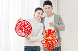 喜庆饰品让春节家居更热闹