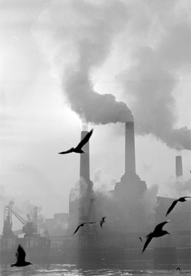 去除PM2.5