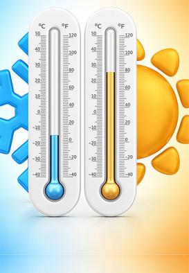 自动调节供暖温度