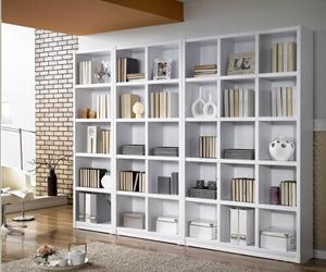 大书架也是组合图片