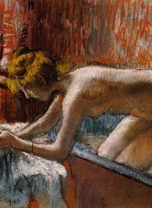 创意 浴室/《马拉之死》