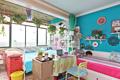家也要欢乐到底 DIY色彩控的三室一厅