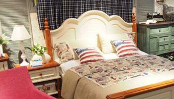 迪美斯北美枫情 美式乡村风格床推荐