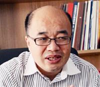 临沂陶瓷协会秘书长 李继葆