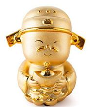 陶瓷财神爷