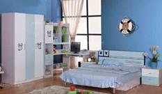 月星米老鼠卧室套装