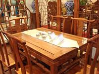 朗月森瑜1桌6椅7500元