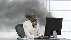 警惕隐形杀手室内雾霾PM2.5