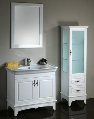 阿波罗古典风格浴室柜UV-3876