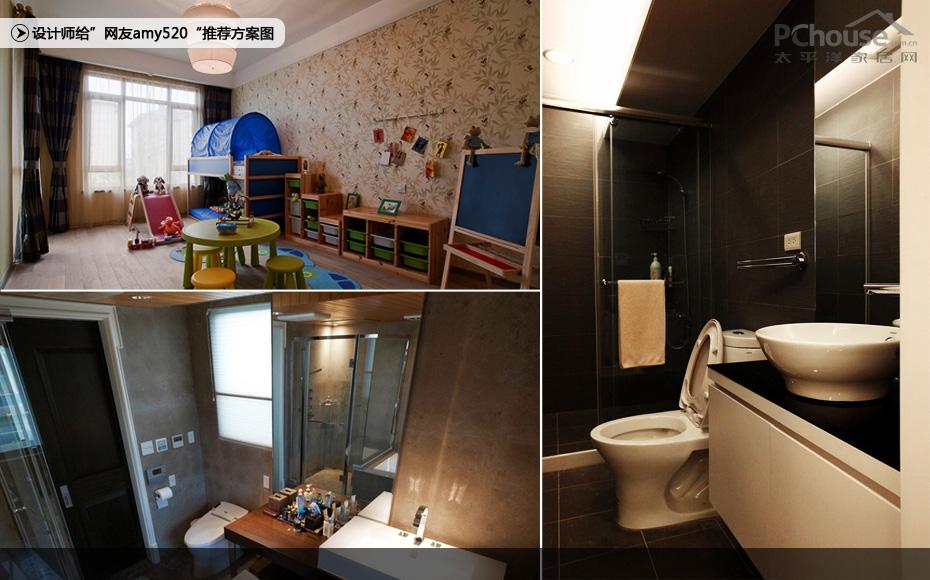 設計需求:第一個戶型來自上海的三口之家,是1978年建成的老公房。這所房子為三口之家居住,空間原本的設計為兩居室,包括主臥室,次臥,一個衛浴間以及一個陽臺。房屋的實際面積為54平米,由于廚房已搬到室外,因此室內不需要考慮廚房的空間,但是屋主希望能夠增加一個客廳..