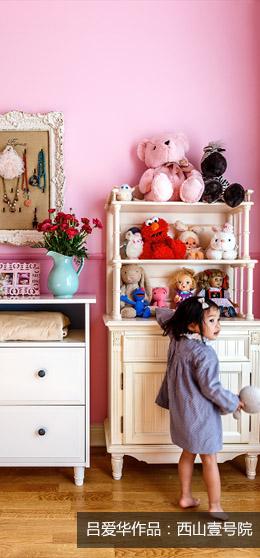 儿童空间设计在家庭空间设计中是非常重要的
