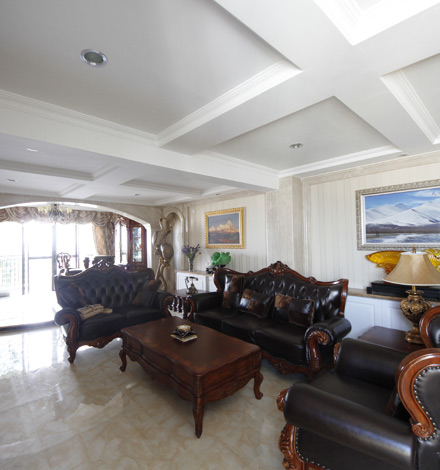 客厅吊顶设计