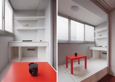 卧室榻榻米设计 长形卧室的窗台可以好好利用起来,榻榻米设计可以