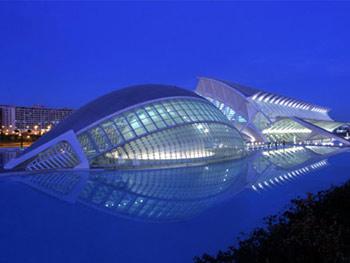 Santiago Calatrava卡拉特拉瓦作品