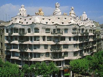 Antonio Gaudi安东尼奥作品