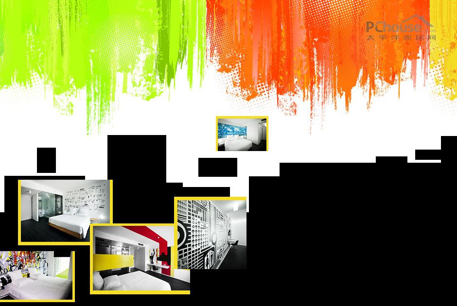 墙面革命 10款手绘涂鸦背景墙亮瞎眼