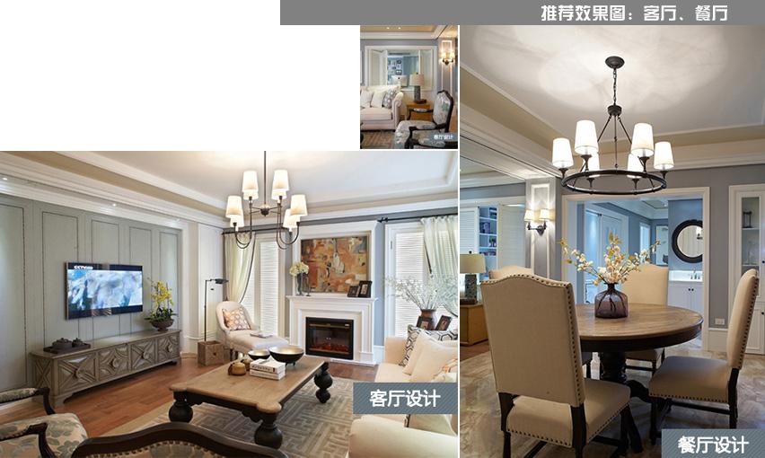 房子建筑面积106平米,实用面积90平米,三居型,装修预算10万.