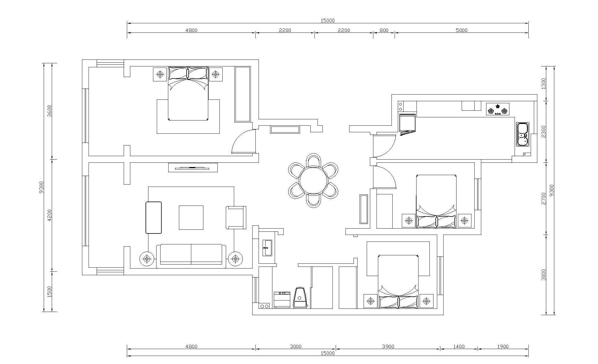 别墅 > 正文     设计重点:清新质朴    编辑点评:棕色实木家具与实木图片