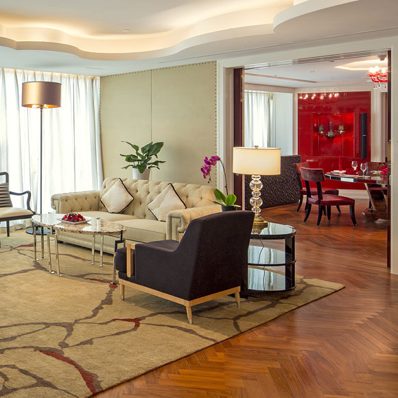 客厅地毯铺设方法图解