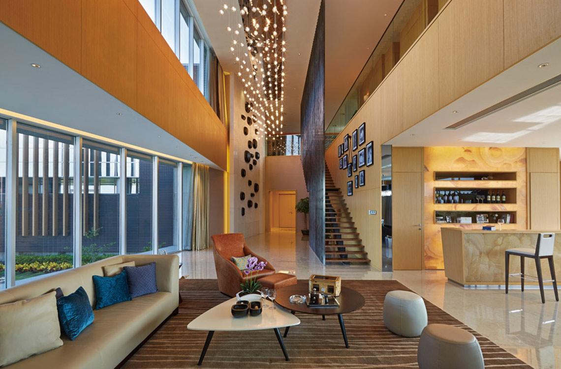 美的酒店会所_设计大视野第三空间