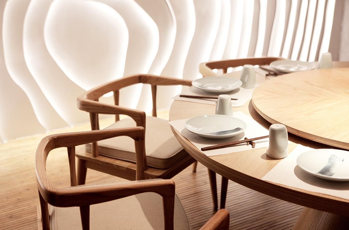 餐厅椅子手绘效果图