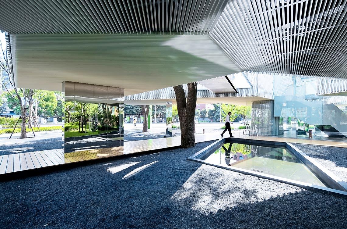 新中式底层建筑