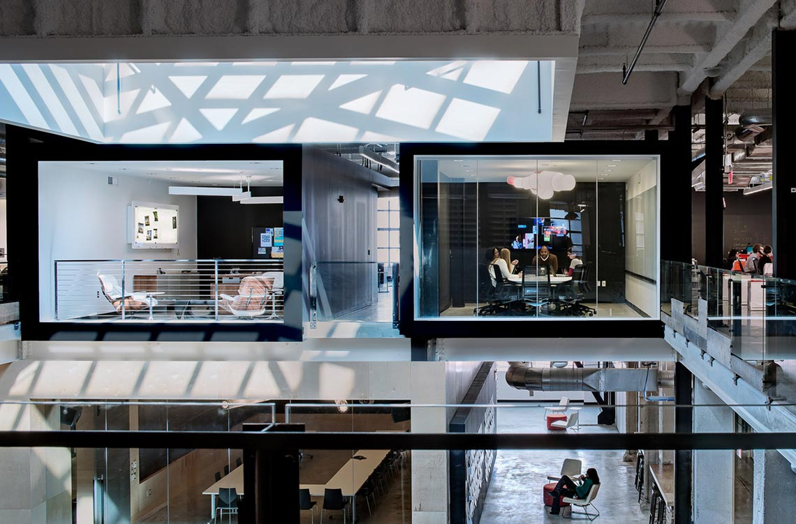 办公空间设计
