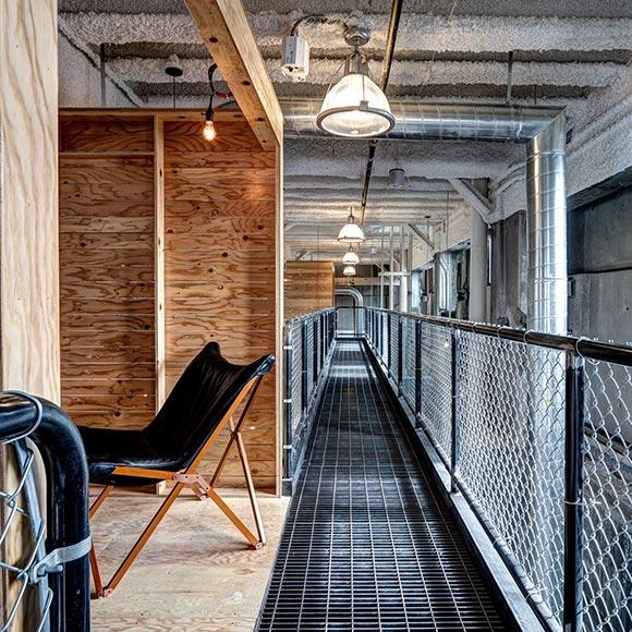 老厂房的创意新生_设计大视野第三空间__pchouse家居图片