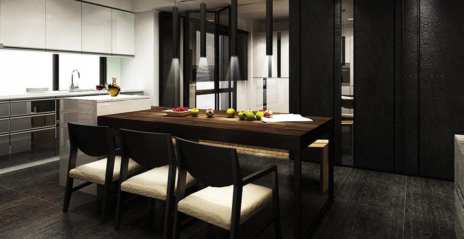 三居室设计