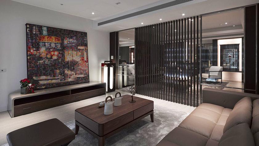 现代中式风格婚房设计 全能大改造设计篇 PChouse太平洋家居网