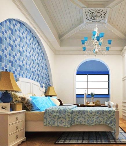 卧室门洞装修效果图