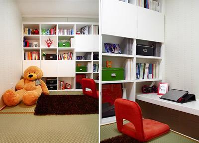 9种实用多功能书房设计