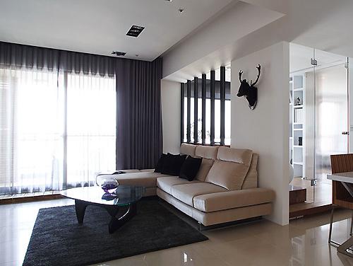 大户型如何更实用(4) 3招搞定沙发背景墙设计; 北欧风格背景墙图片图片