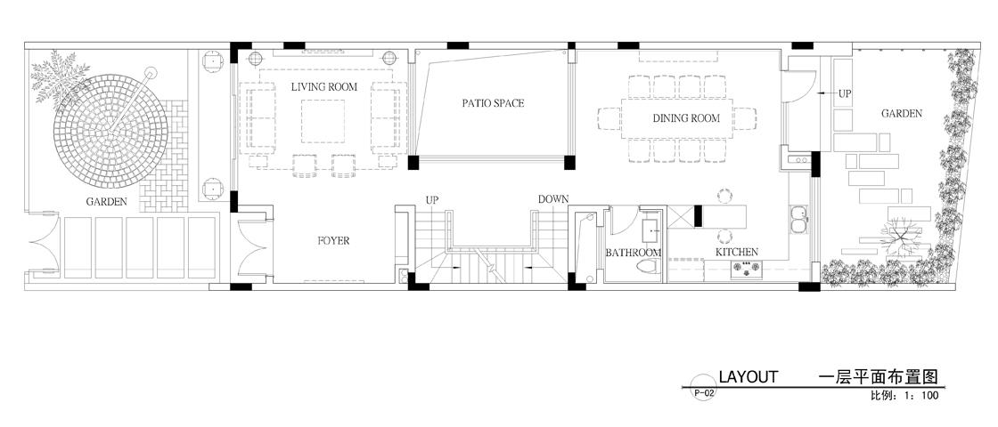 自助餐厅空间布局设计与自助餐台摆放之间的关系和是