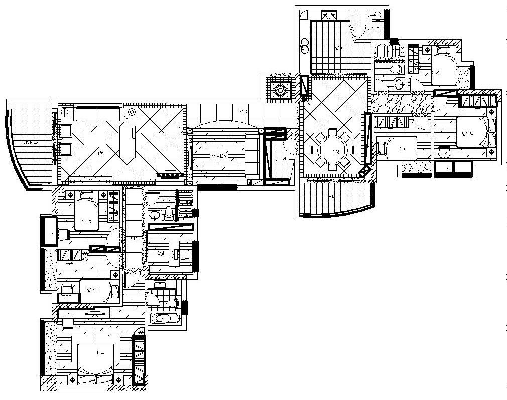 小空间装修典范 8-28平卧室设计大比拼
