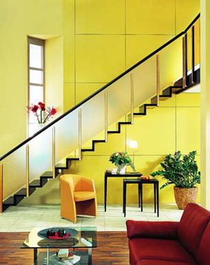 楼梯下柜子效果图