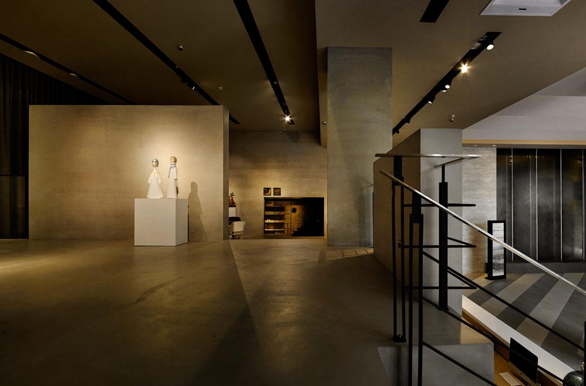 设计榜样 | 用美术馆概念设计现代诊所