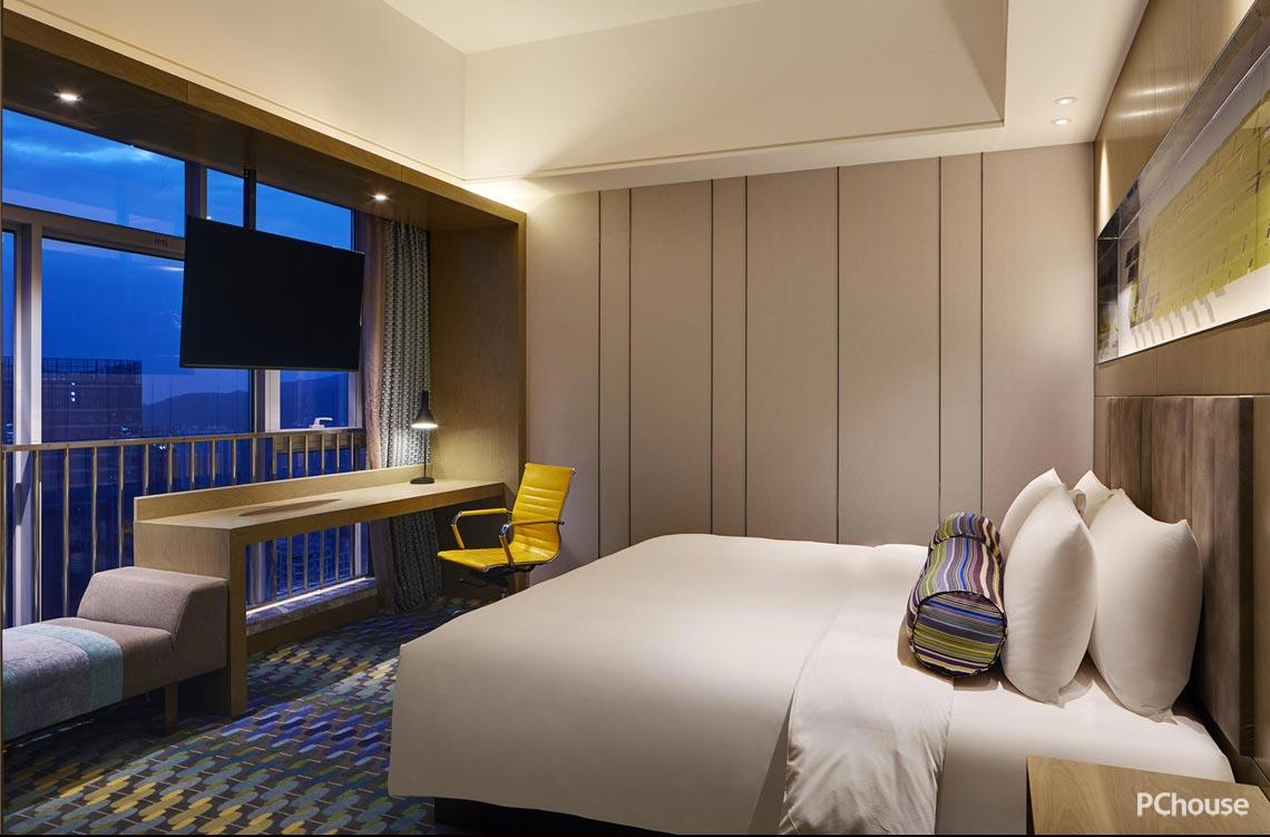 设计榜样 | 广州雅乐轩酒店设计