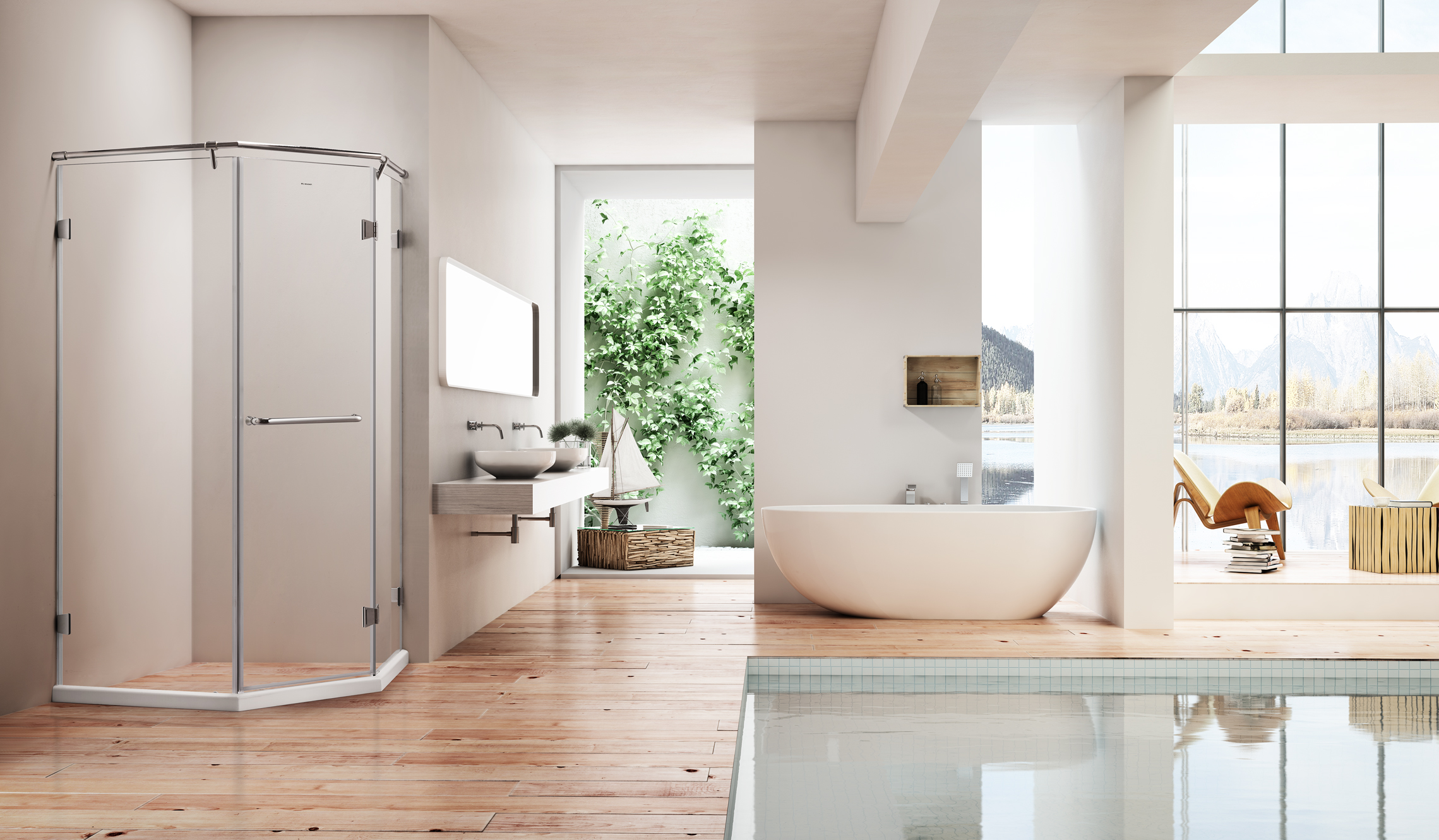 D9淋浴房