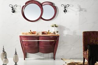 紫水晶浴室柜VFB68