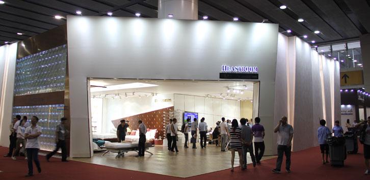 广州家具展展馆