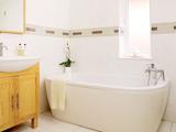 卫浴敲砖小技巧