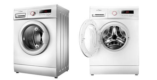 美的全自动智能滚筒洗衣机