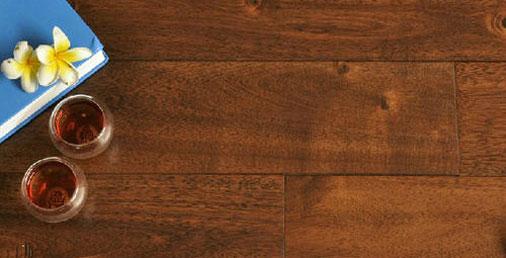 大自然大叶相思手刮仿古木地板