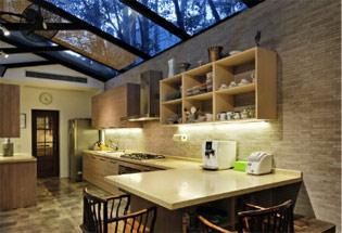 上海  420平米   现代风格
