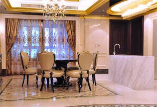 上海  120平米   欧式风格