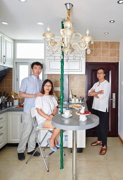 """北漂夫妻改造家 """"艰难""""厨房的完美蜕变"""