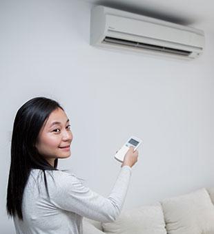 误区一:经常开关空调能够省电