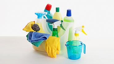误区二:随便选用洗涤剂